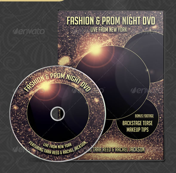 Fashion Show & Prom Night DVD Cover