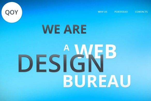 Template 47482 - Qoy Design Website Template