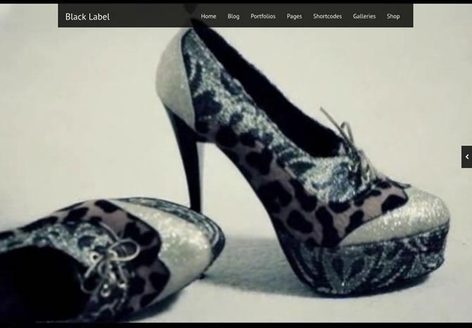 Black Label - Fullscreen Video & Image Background