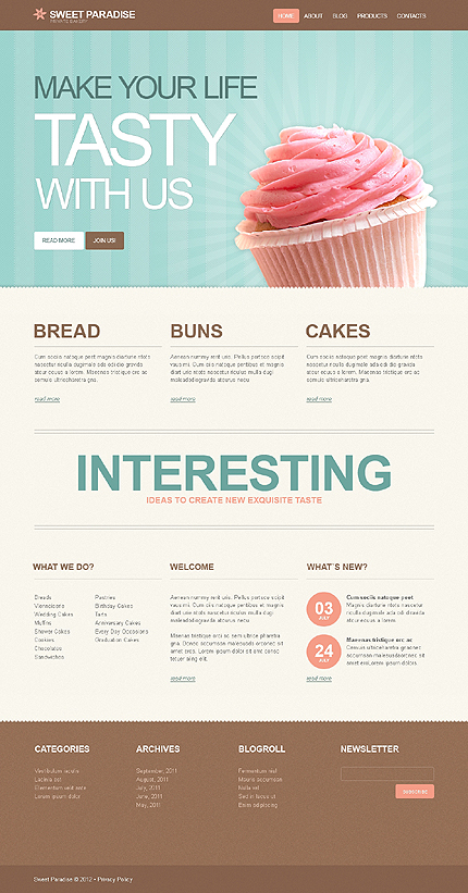 bakery-wordpress
