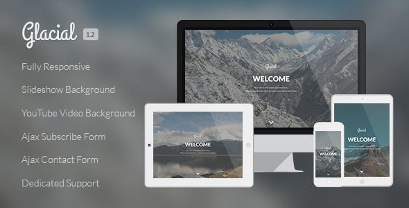 glacial-responsive-video-background-template