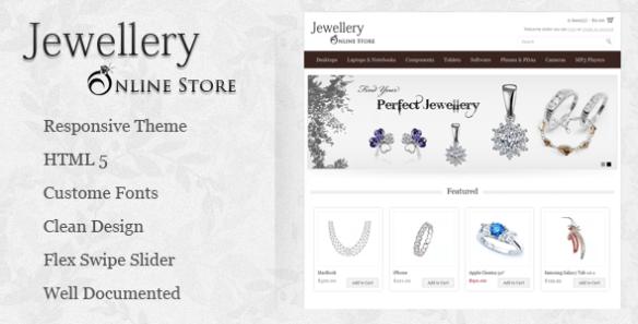 jewellery ecommerce store