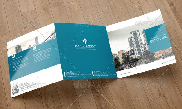 Square-business-trifold-brochure