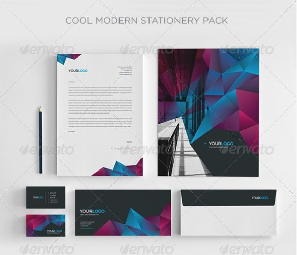 cool-Modernstationery-pack