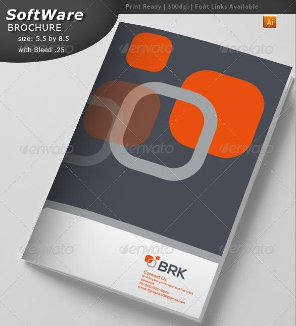 software-brochure