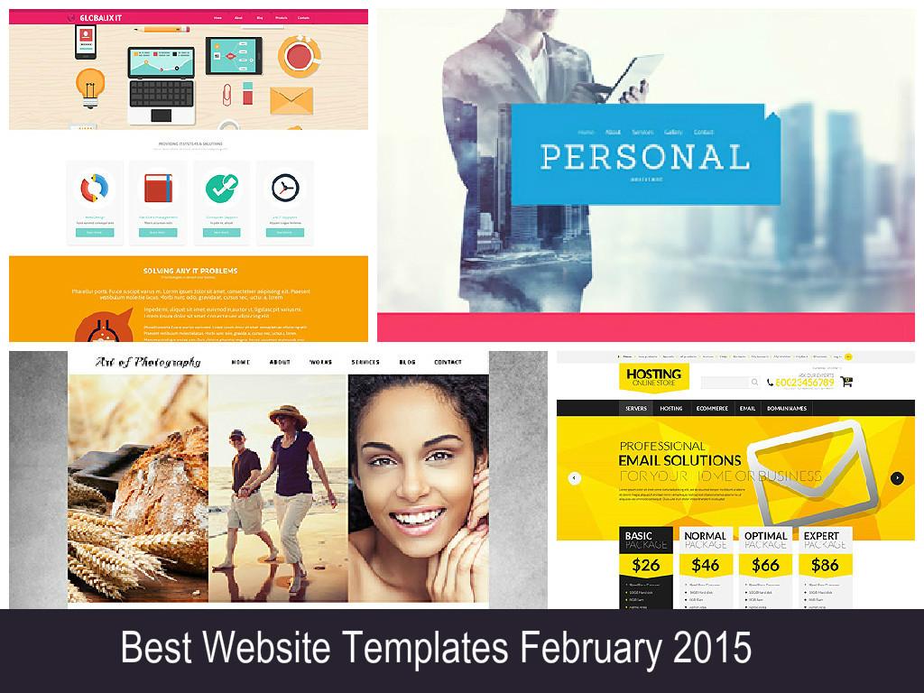 best website templates february 2015 entheos