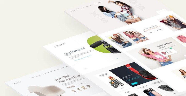 Template 59555 - Eveprest - Multipurpose PrestaShop Theme