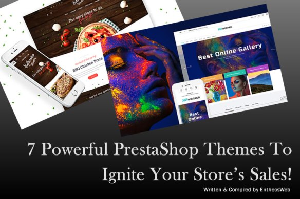 7 Powerful PrestaShop Themes To Ignite Your Store's Sales