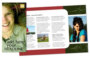Free Coreldraw Brochure Designs