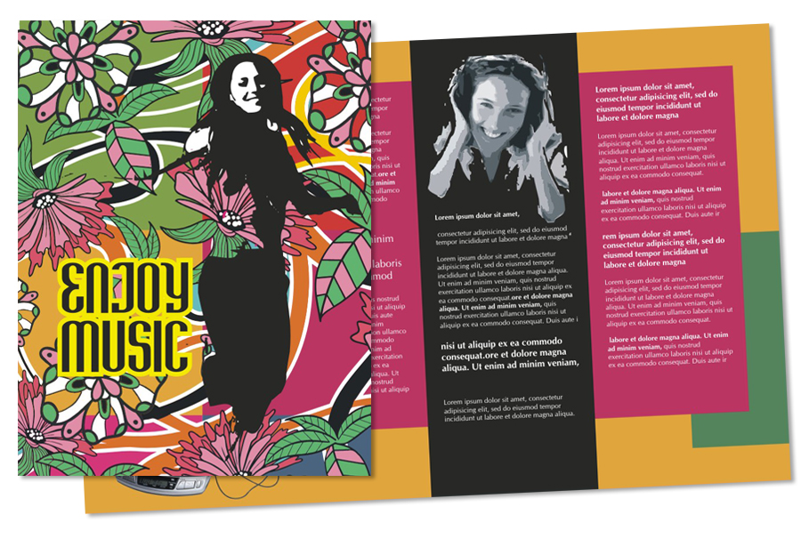 Free Music Brochure Download
