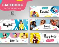 Trendy and Modern Facebook Covers