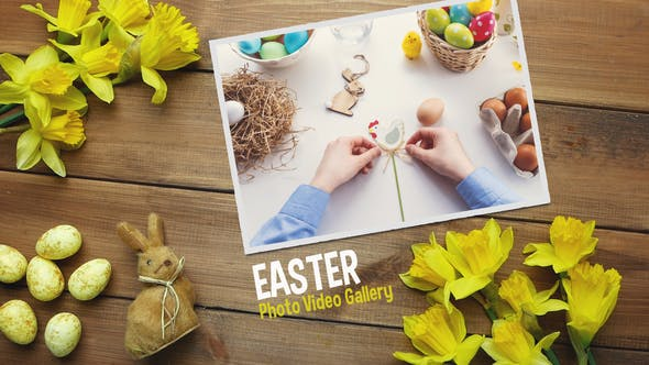Easter Photo Video Gallery