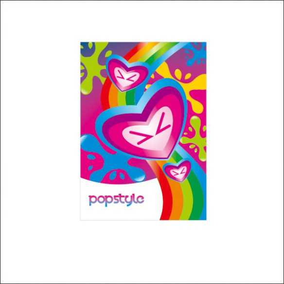 popstyle poster