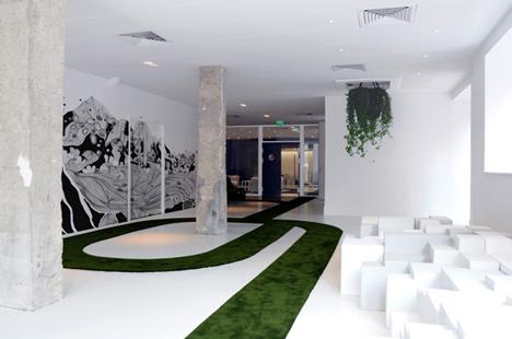 Mathieu lehanneur office design studio france eoffice