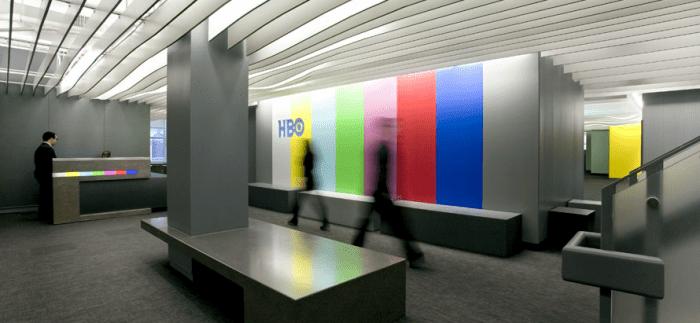 New York Office HBO. Broadcast Spectrum