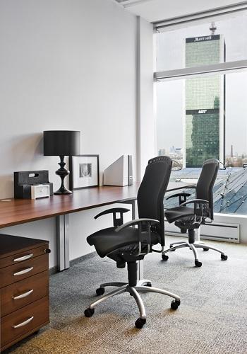 TARASY BUSINESS CENTRE - EXEPMPLARY OFFICE