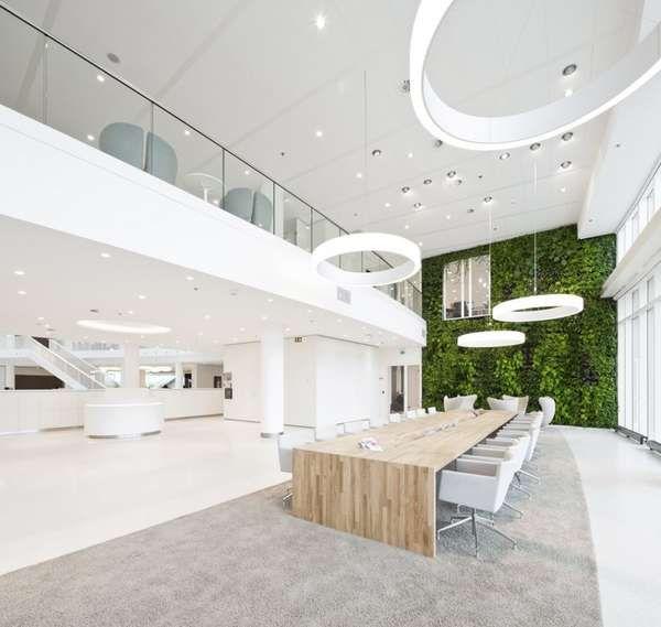 Grass Wall Office -eOffice Blog