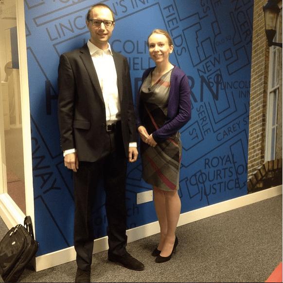 Asteria Cleaners CEO Anna Bondarenko