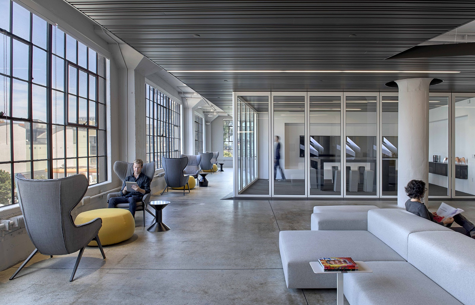Sneak Peek Into Wired\'s New, Ultra Stylish Headquarters - eOffice ...