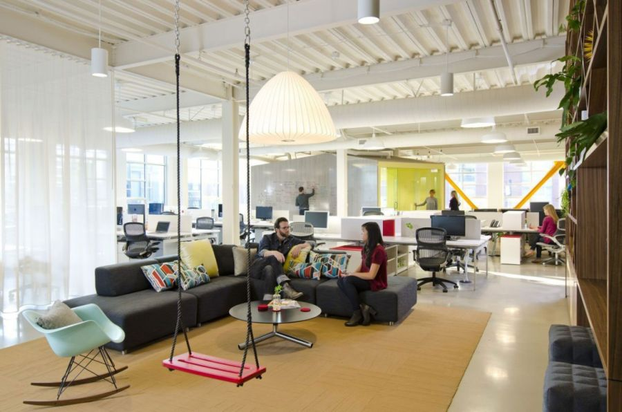 Cool Office Space Ideas. Tips For Refurbishing Your Office Cool ...