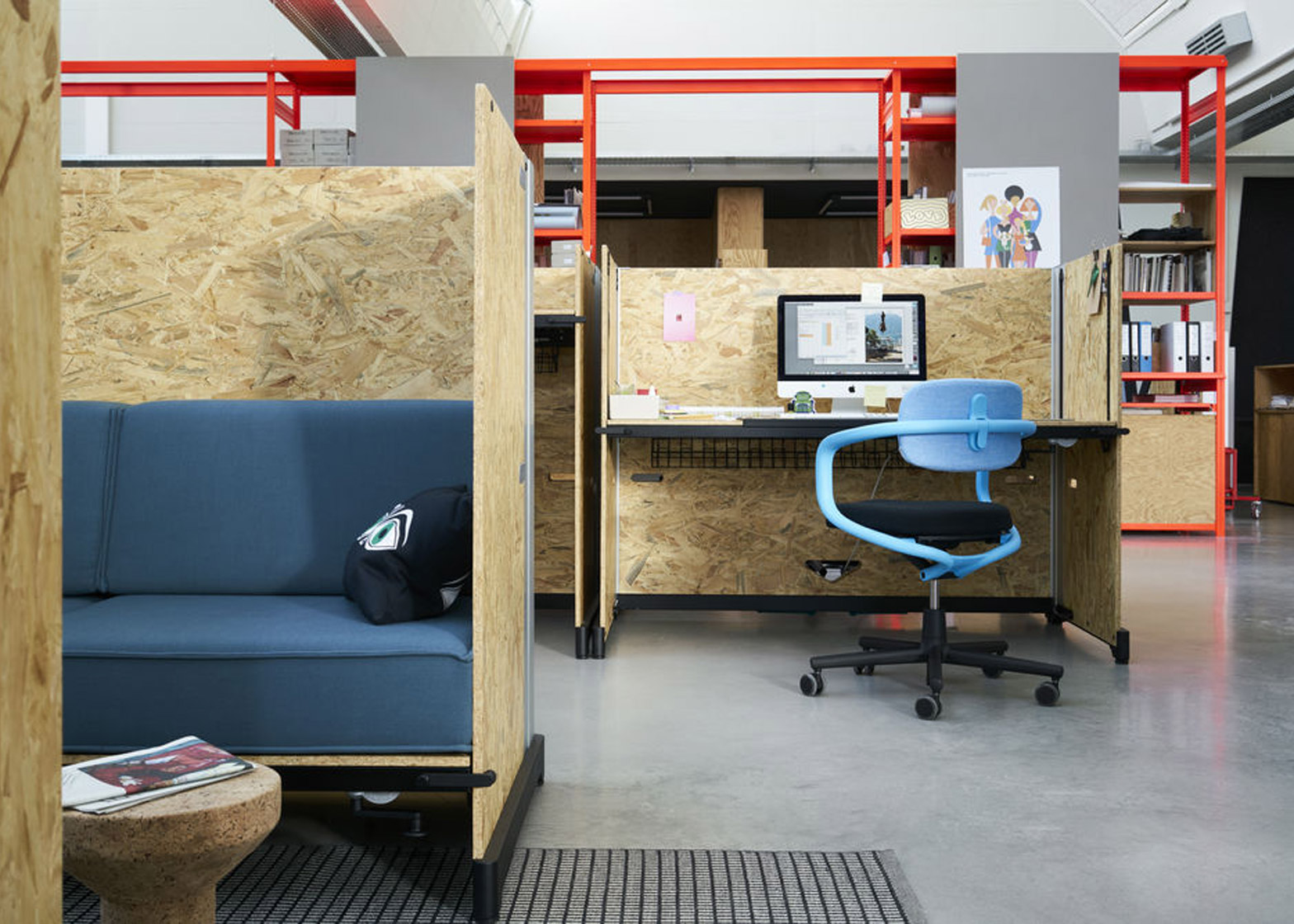 Designing The Ultimate Workspace Vitra Features Desks