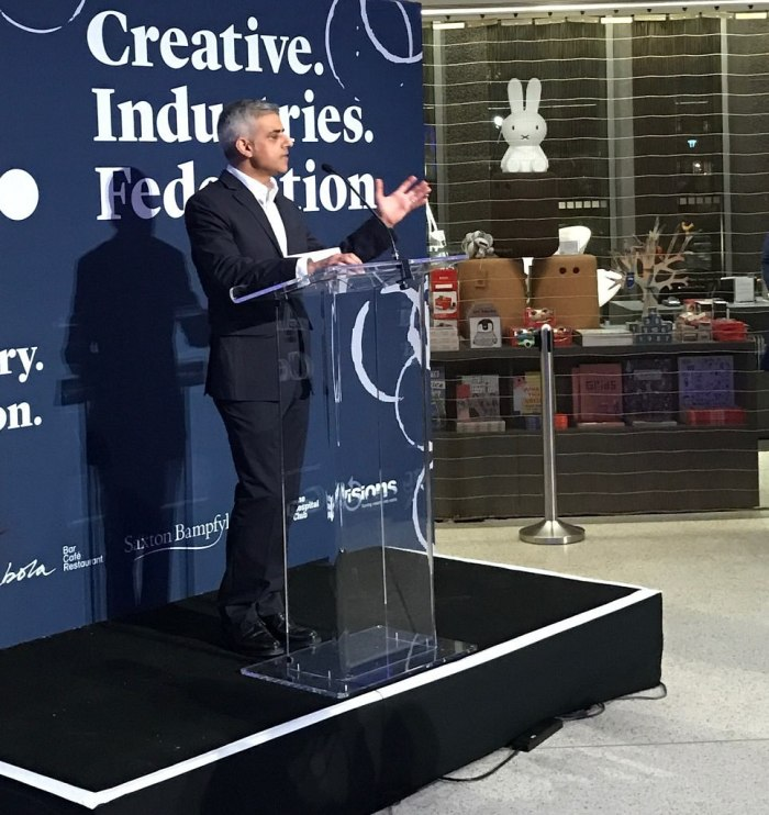 Creative Industries Federation 2nd Anniversary Party