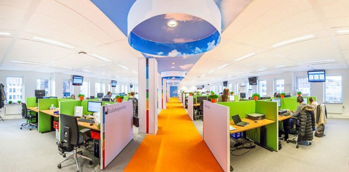 colour office