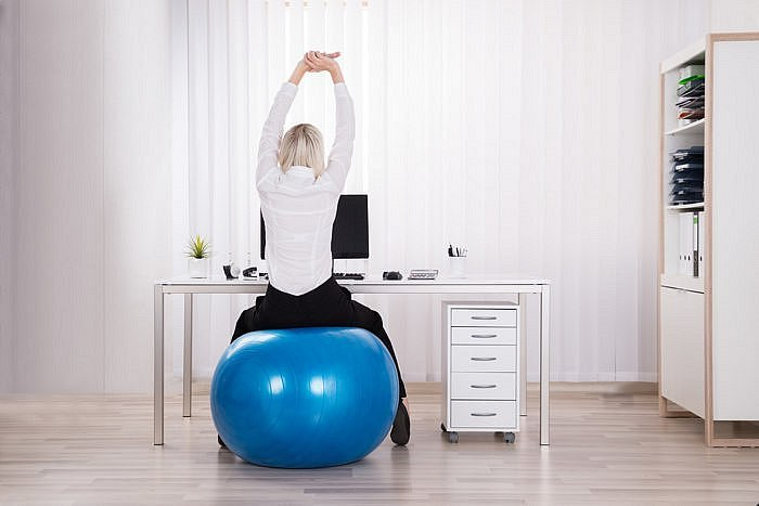 Super Is Sitting On A Gym Ball At Work Really Such A Good Idea Download Free Architecture Designs Ferenbritishbridgeorg