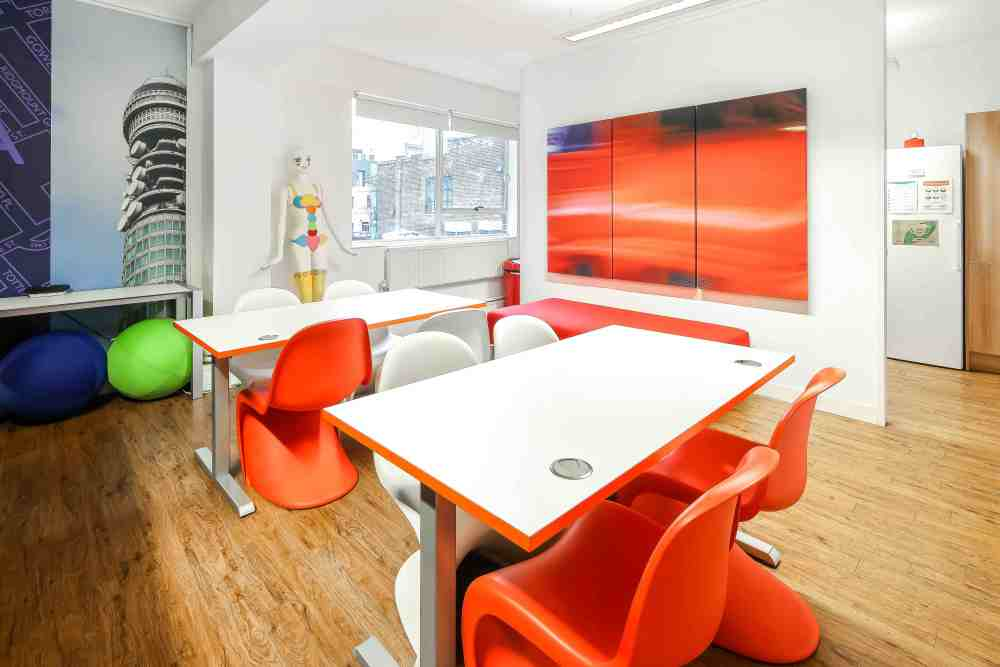 Office Fitzrovia LR office partitions liverpool wirral manchester