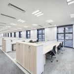 Commercial Fitouts for Modern Ergonomic Office