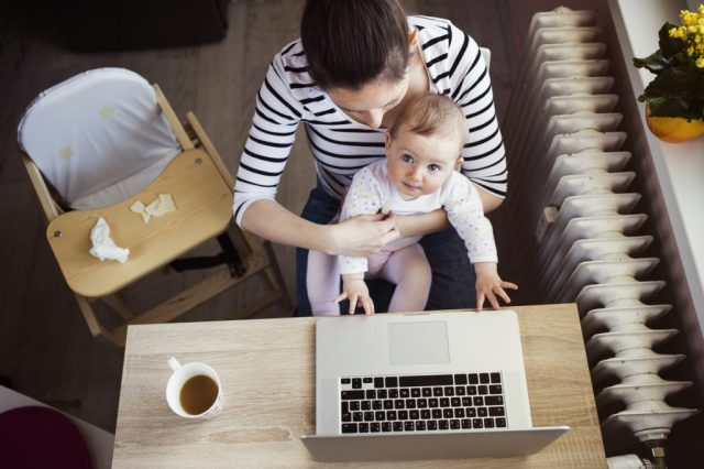 mother entrepreneur