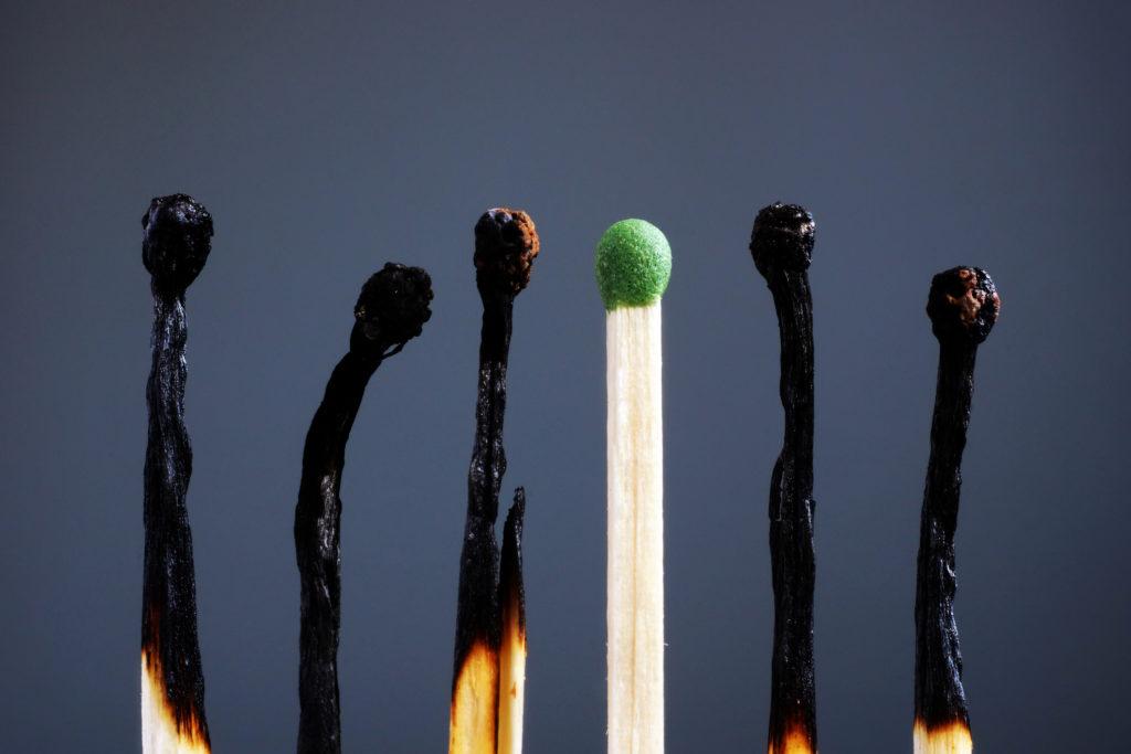 job stress burnout