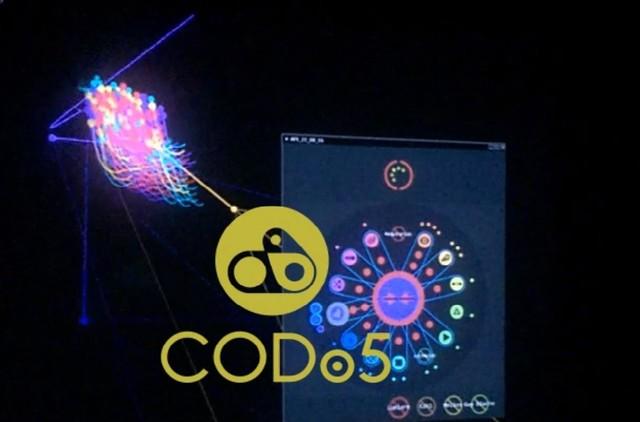 Conocé CODO5, el software  que diseñaron alumnos de la UNLP para generar proyecciones en tiempo real