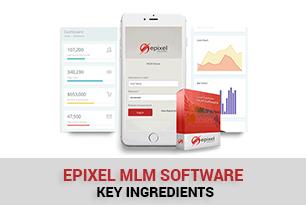 Main Key ingredients | Epixel MLM Software