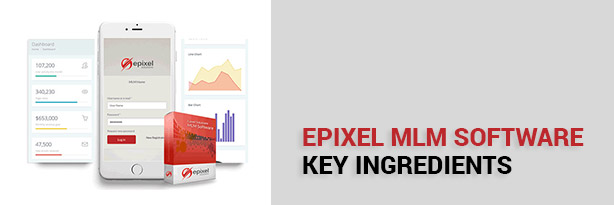Features of epixel Multilevel marketing software