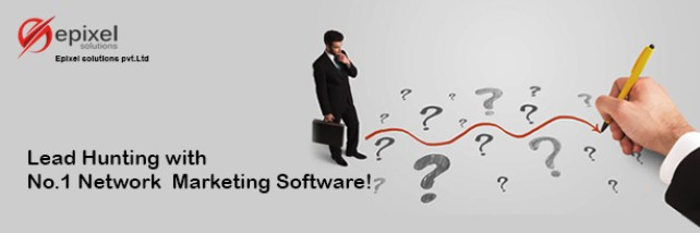 Leading Network Marketing Software from Epixel to Rule the Network Marketing Business