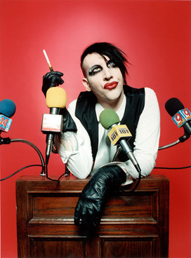 1. Marilyn Manson - Creepy 59%