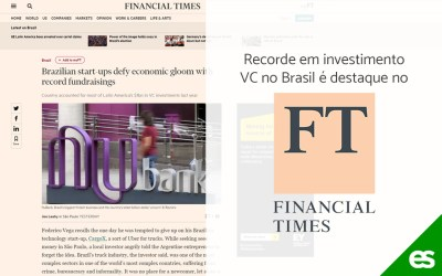 Startups brasileiras desafiam crise econômica com fundraisings recorde