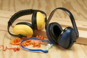 équipement de protection individuelle - protection auditive