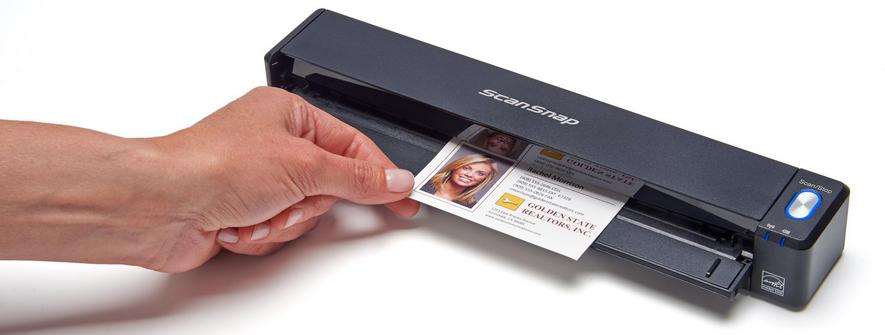 Business Card Scanning Services