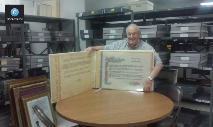 Historic Documents Digitizing / Digitization Service