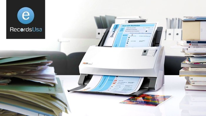 Epson DS-70000 Wide Format Document Scanner