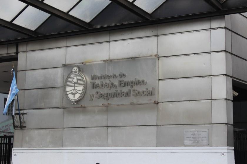 RESOLUCIÓN 11-E/2018 Ministerio de Trabajo, Empleo y Seguridad Social