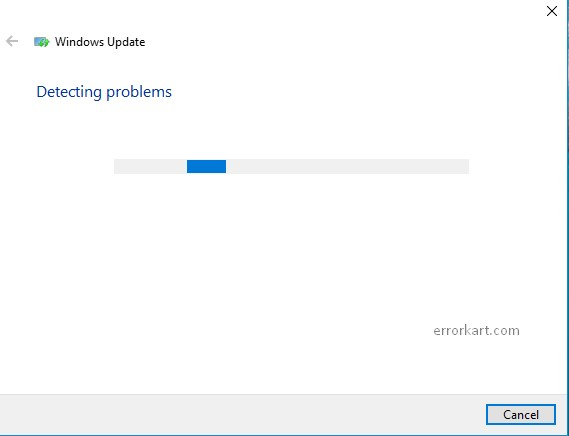 How to use Windows Update Troubleshooter in Windows 10 - Errorkart