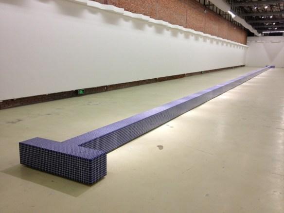 Wu Shanzhuan & Inga Svala Thorsdottir, What a Form installation view, 2013