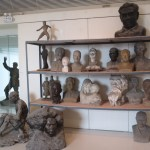Sculptures by Cao Chong'en