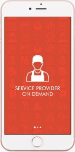 on demand service provider