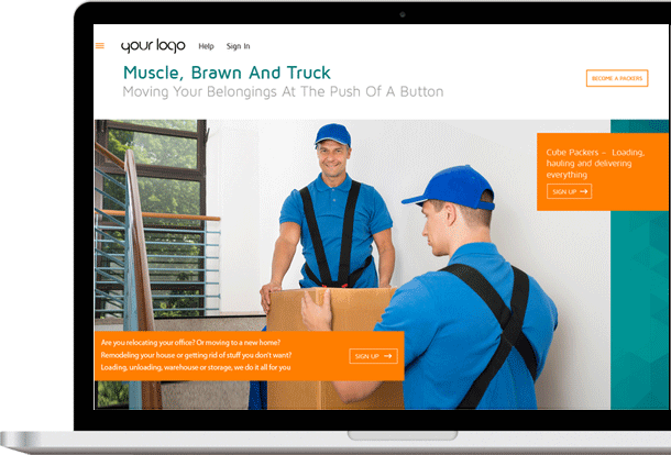 packers and movers app