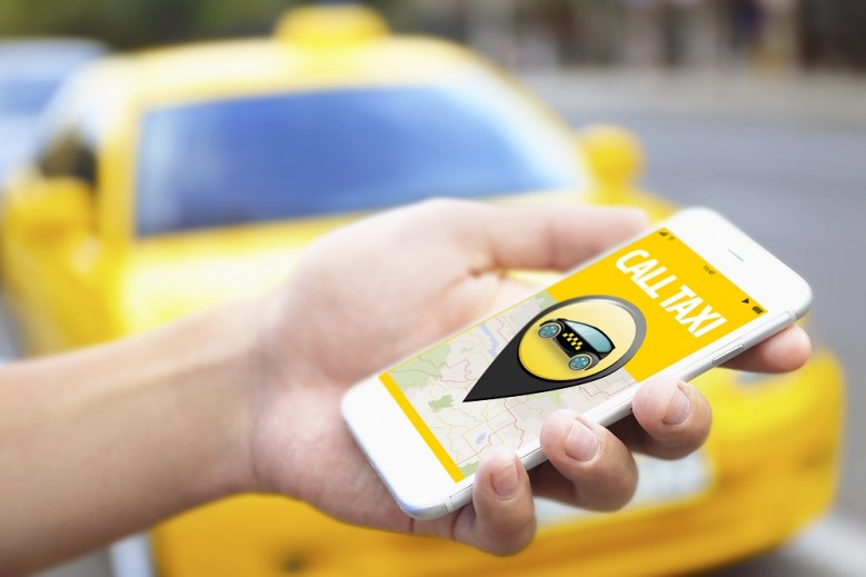 taxi app for handicap