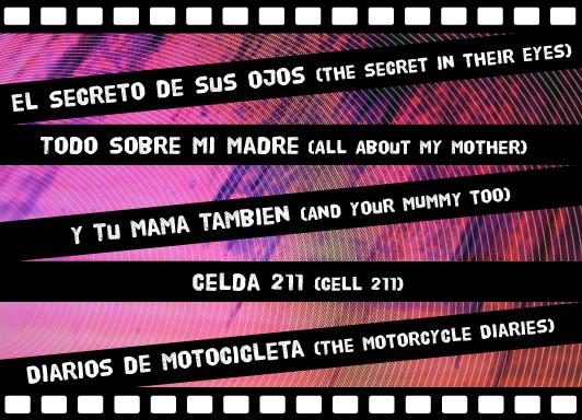 Spanish-films